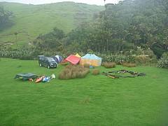 2014-04-20 10.26.48 P1000552 Simon - our Campsite.jpeg: 4000x3000, 6710k (2014 May 11 17:00)