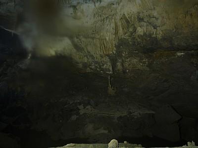 2014-04-20 14.22.00 P1000571 Simon - Windfall cavern.jpeg: 4000x3000, 4402k (2014 Jun 07 10:55)